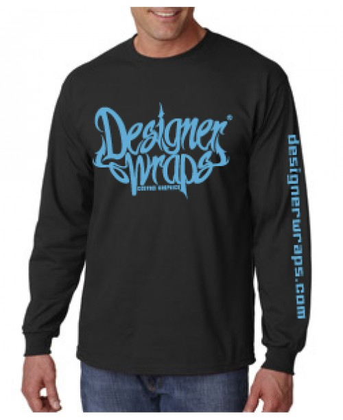 DW Black & Blue Long Sleeve