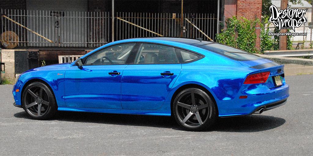 Audi A7 Left side