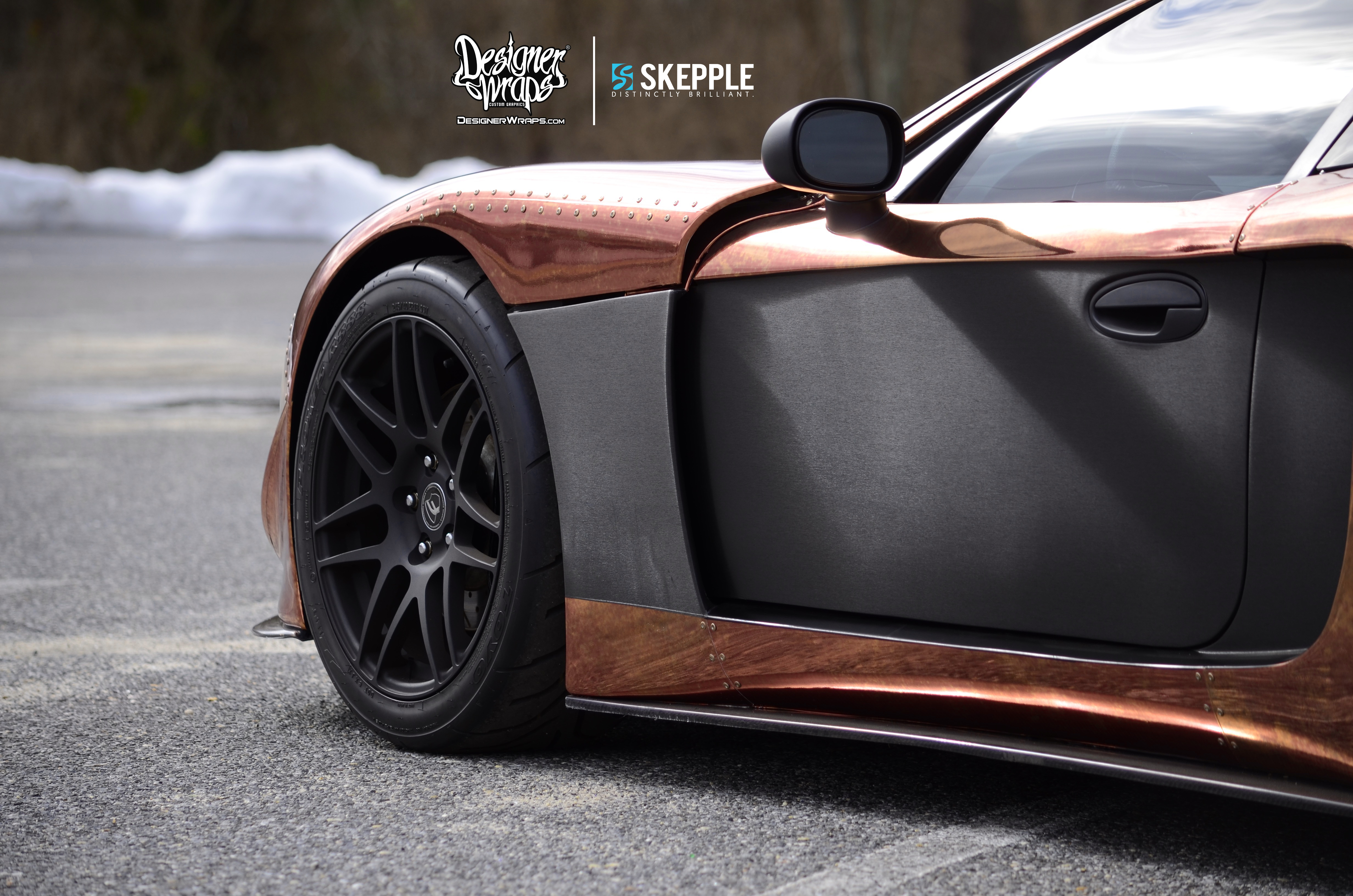 Copper Factory Five GTM