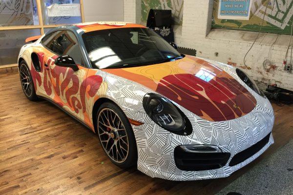 Art Porsche