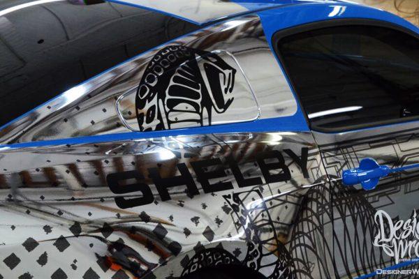 Custom Chrome Ford Shelby