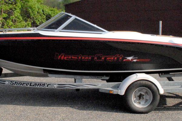 Mastercraft Boat Wrap