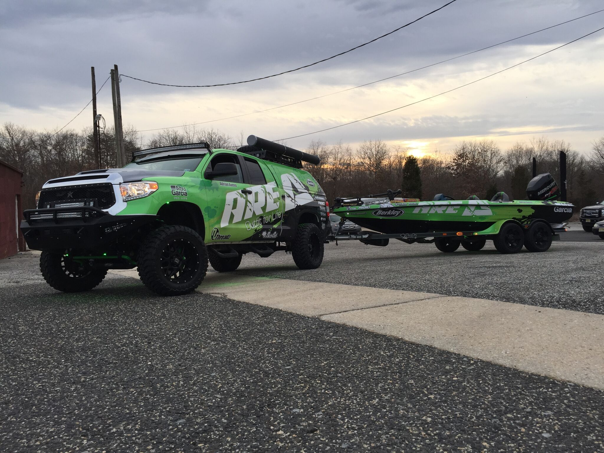 Car and Boat Wrap Combo