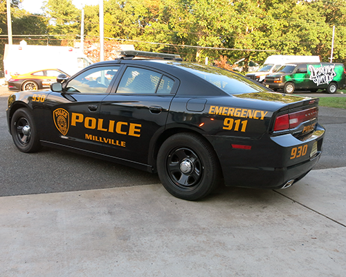 Millville PD Dodge Charger